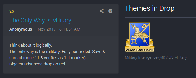 first marker qdrop the only way is military deep state clean up in europe q anaon, potus
